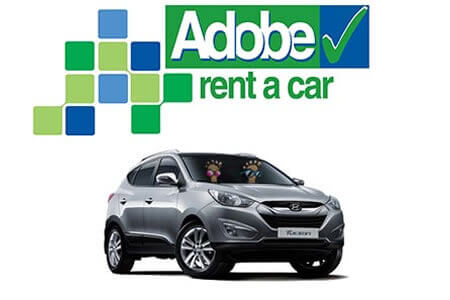 Adobe Rent-a-Car